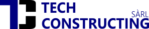Tech Constructing Logo